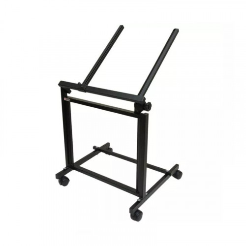 Rack Saty  Rs-10 Mesa C/ Regulagem De Inclinacao Com Rodas Pequeno 45cm   4100-0