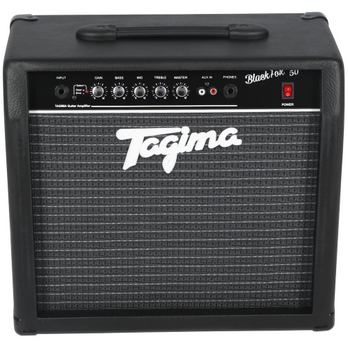 CUBO TAGIMA BLACK FOX 50  GUITARRA FALANTE 10