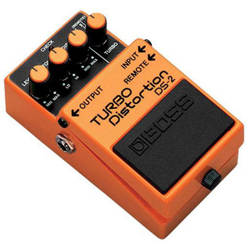 Pedal Boss  Guitarra Ds-2 - Turbo Distorcion