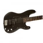 Baixo Fender  Chines - 4 Cd - Squier Affinity Pj.Bass - 506 Black  031 0500   10490245