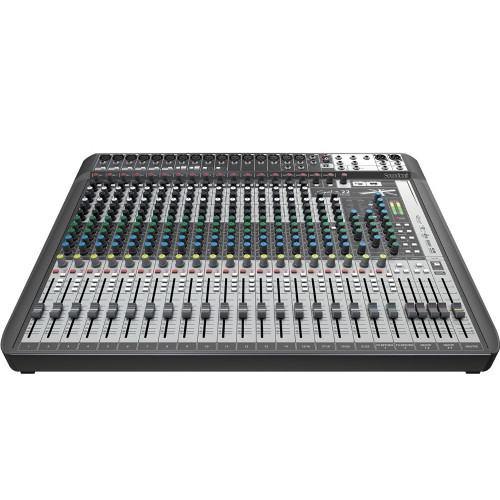 Mesa Soundcraft  Signature - 22 Mtk Multipistas