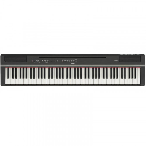 Piano Yamaha  P-125b Digital Com Fonte Incluso   Zx53360